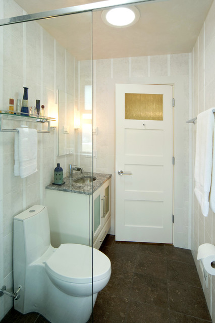 Bathroom Remodel 5' X 8' modern 5x8' bathroom - traditional - bathroom - milwaukee -