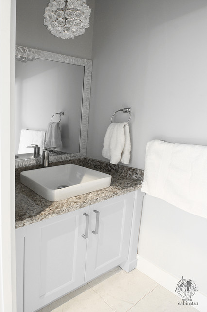 Modern and functional contemporary bathroom other for Bathroom cabinets surrey bc