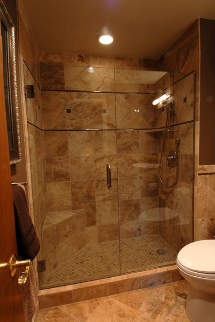 Modern and Natural Themed Bathroom - Asian - Bathroom ...