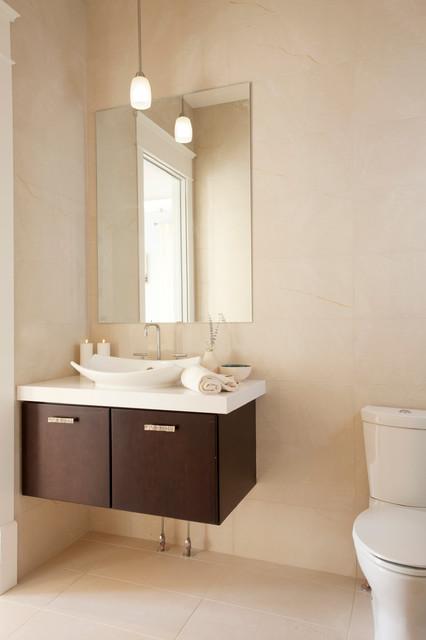 Modern Bath contemporary-bathroom