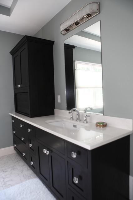 Modern bath moderno stanza da bagno providence di - Stanze da bagno moderne ...