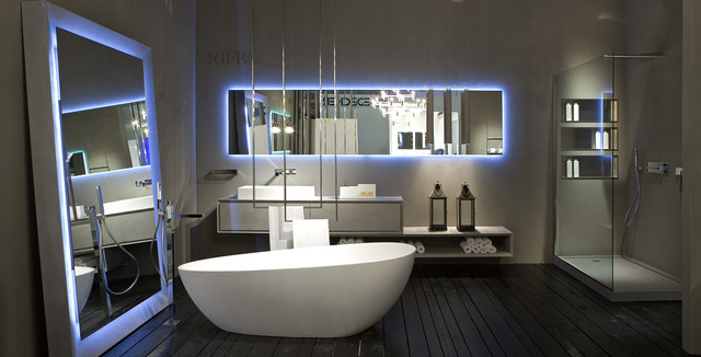 Rifra italy modern bathroom vancouver by ambient for Bathroom design vancouver