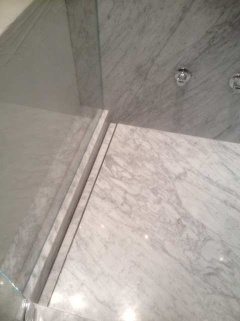 Superb All Marble Slabs. Steam Shower.
