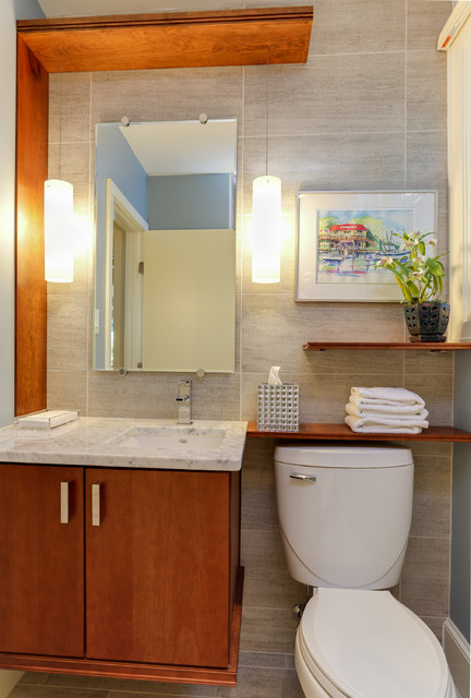Bathrooms modern bathroom raleigh by colorful for Colorful concepts interior design