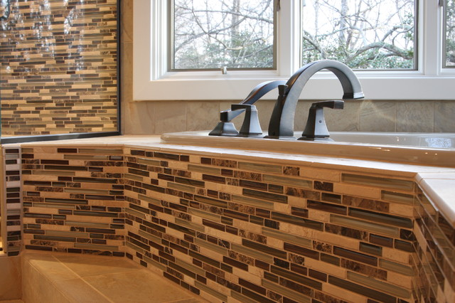 Modern Bathroom - Contemporary - Bathroom - Other - by Criner Remodeling