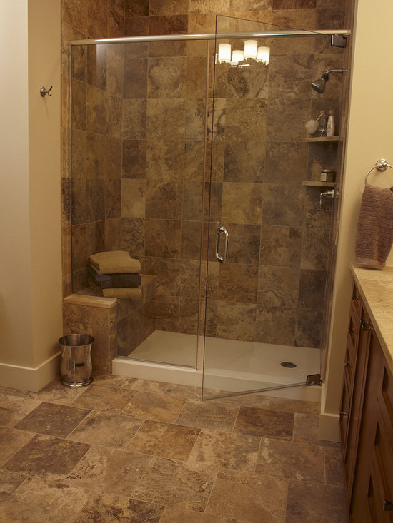 Shower pan tile design ideas pictures remodel and decor for Tiled bathroom designs pictures