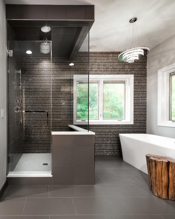 Modern bathroom - Contemporary - Bathroom - Omaha - by HC ...