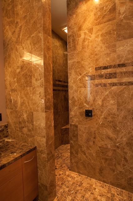 Grahan House modern-bathroom