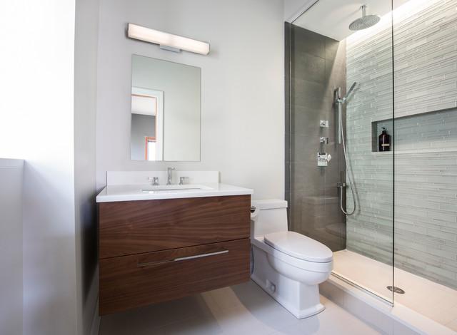 Modern bathroom contemporary-bathroom