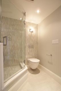 Modern Bathroom - Modern - Bathroom - Boston - by Melissa Miranda Interior Design