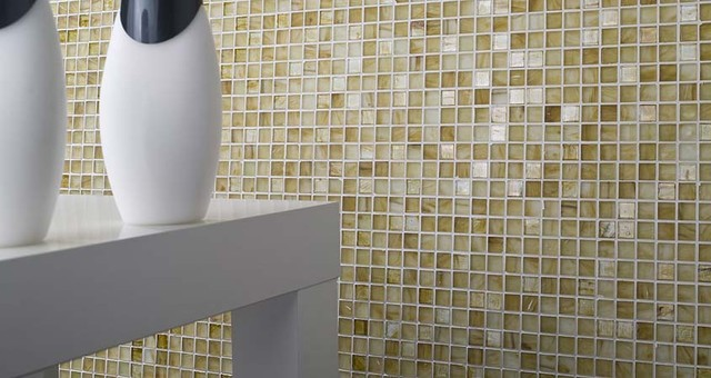 Porcelanosa Mosaico Nomad Coast wall tiles modern-bathroom