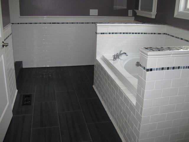 Kolby Construction Charlotte: Modern Bathroom Remodel