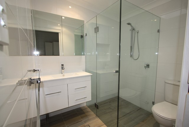 modern bathroom renovations the image