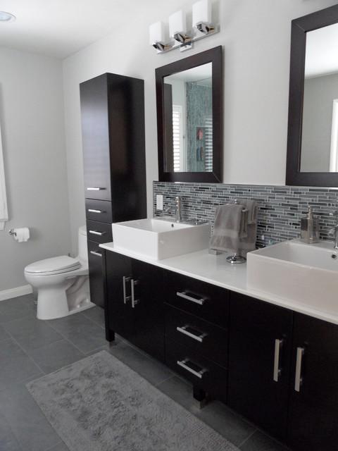 Modern bathroom sherman oaks ca modern bathroom for Flooring sherman oaks
