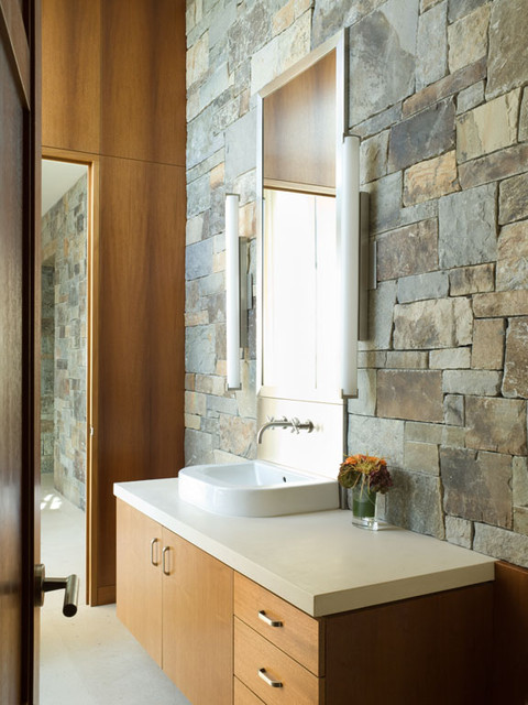 Modern Bathroom rustic-bathroom