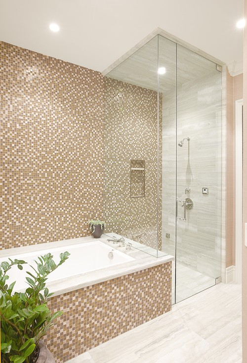 modern bathroom 5 Tips to Make Your Small Bathroom Look Bigger
