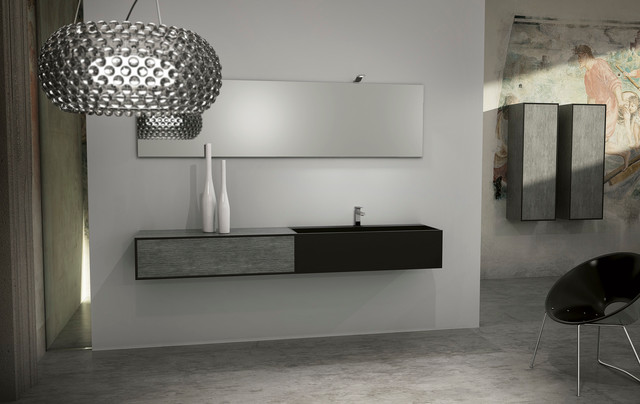 Original  Single Bath Vanity Transitionalbathroomvanitiesandsinkconsoles