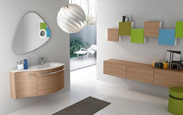 MODERN BATHROOM VANITIES LATITUDINE IN SAN DIEGO Modern Bathroom San Di