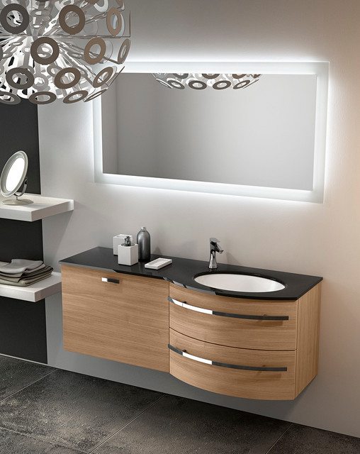 Modern bathroom vanities latitudine in san diego modern bathroom san diego by bkt loft for Bathroom vanities san diego