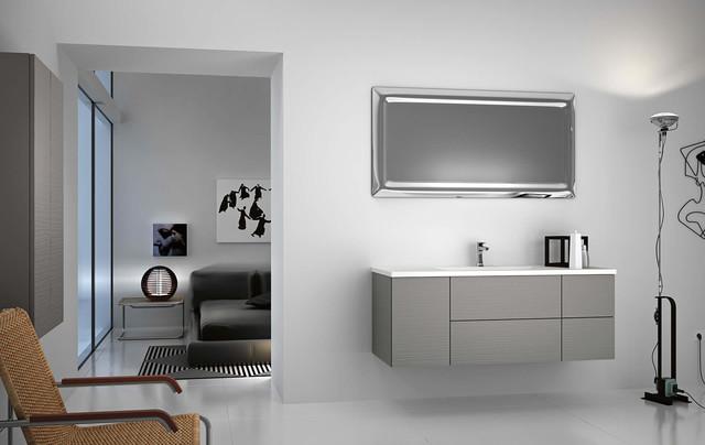 Modern Bathroom Vanities Sahara Collection GB Group - Moderno ...