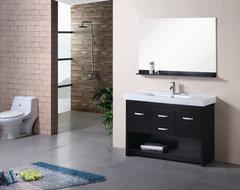 Modern Bathroom Vanities contemporary-bathroom