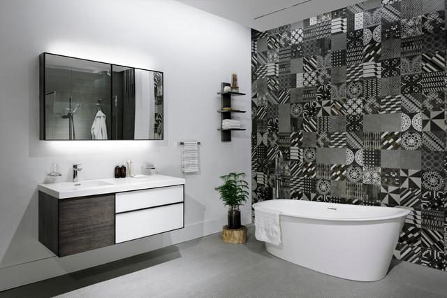 Modern Bathroom Contemporary Bathroom Montreal By WETSTYLE - Wet style bathroom