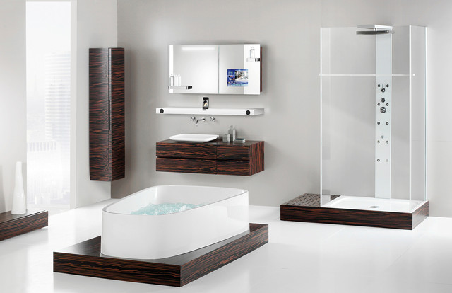 Ordinaire Modern Bathroom Modern Bathroom