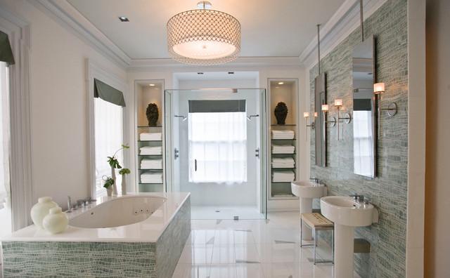Modern Bathrooms contemporary-bathroom
