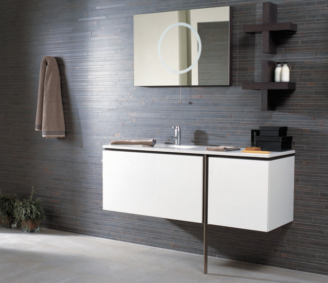 Modern Bathrooms from Royal Stone & Tile contemporary-bathroom