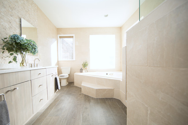 Modern Bathrooms in Merion Station - Modern - Bathroom ...