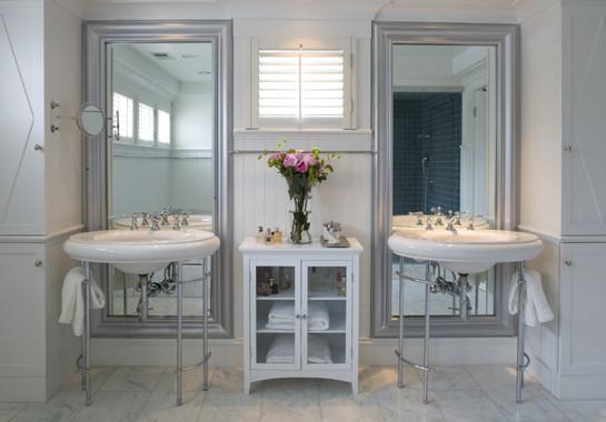 Modern Bathrooms Shabby Chic Style
