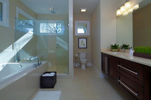 Modern Master Bathroom Tile Ideas: Modern Baths