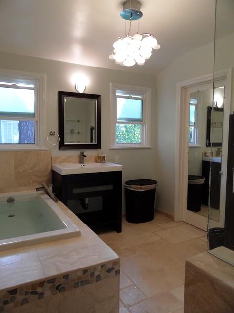 Modern Blend modern-bathroom