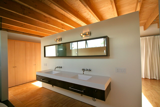 Beau Modern Bathroom By The Brown Studio