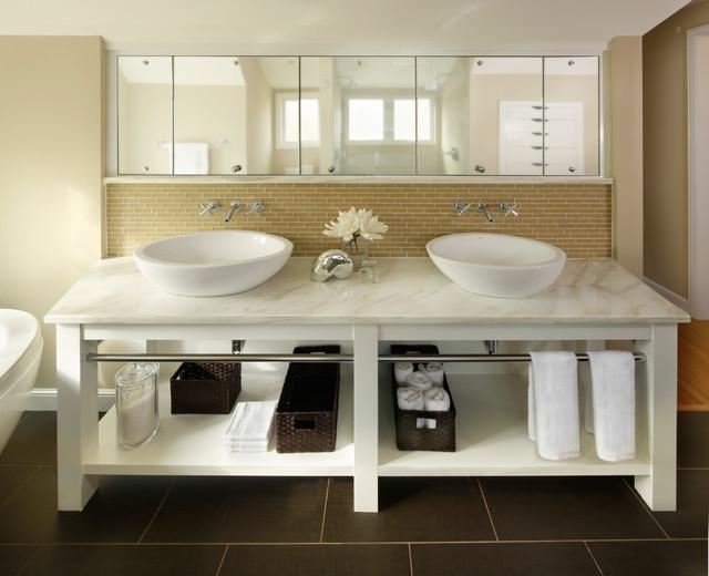 Modern Classic Bathroom. Modern Classic Bathroom on Sich