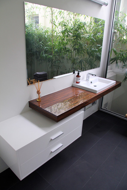 modern contemporary bathroom contemporary-bathroom