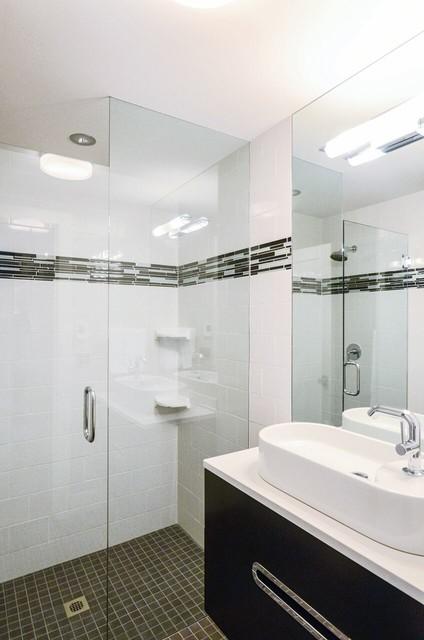 Modern Contemporary Urban Bathroom Modern Bathroom