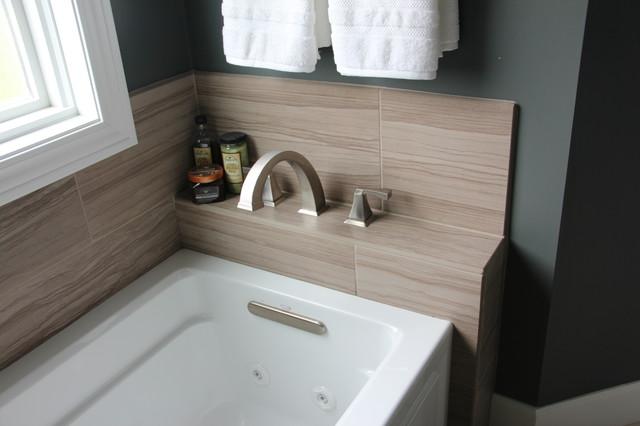 Modern Craftsman Style Home craftsman-bathroom