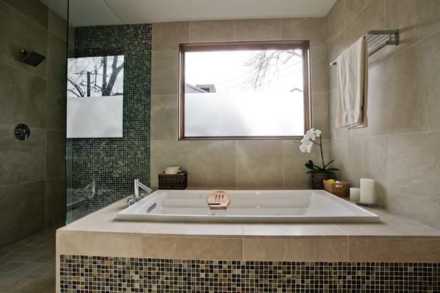 Modern Dallas Home Remodel Modern Bathroom Dallas By DFW Improved