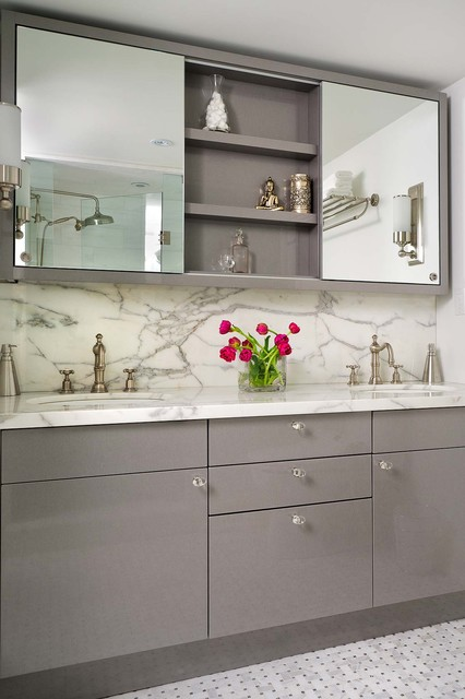 Modern Eclectic Modern Bathroom Toronto By Jodie