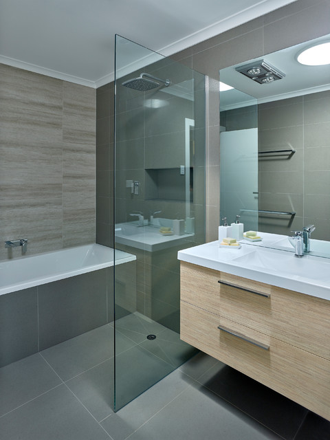 retreat bathroom modern bathroom adelaide by brilliant sa
