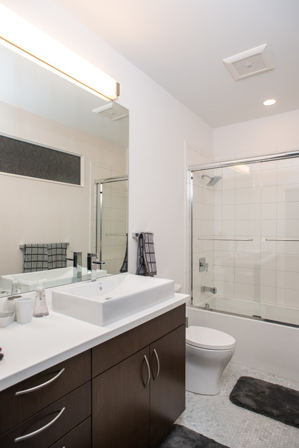 houzz contemporary bathrooms modern farmhouse contemporary bathroom detroit by 13180