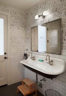 Modern farmhouse - Farmhouse - Bathroom - San Francisco