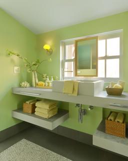 Contemporary Bathroom By Bristol Architects Building Designers Mitra Designs Studio Collaborative