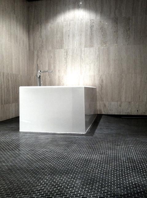 Modern Home contemporary-bathroom