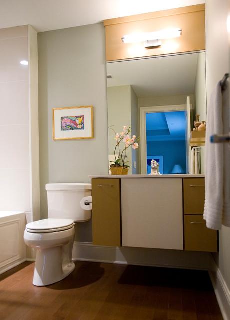 Modern Bathroom Ideas Nz : Modern inspired bath ideas bathroom