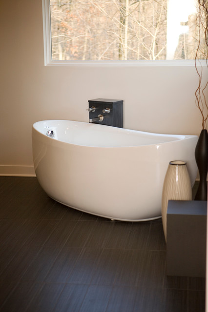 Modern Inspired Bath Ideas modern bathroom