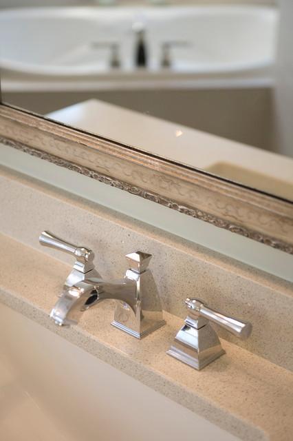 Modern Inspired Bath Ideas traditional-bathroom