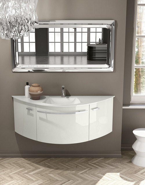 Model Bathroom  Bathroom Vanities  Esprit