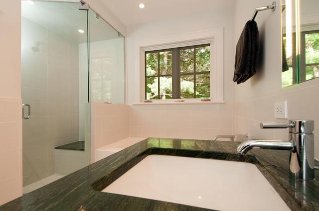 Modern Japanese Farmhouse  Weston asian bathroom. Modern Japanese Farmhouse  Weston   Asian   Bathroom   Boston   by